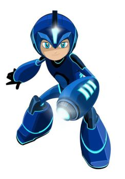 The New MegaMan Cartoon is Actually a Ripoff by VDPeruvian