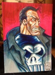 Punisher by Eastforth