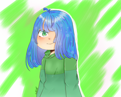 Amberrrr (GLITCHTALE) by CuteEmily44464