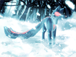 Beautiful and cold day by Natalaa