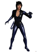 Injustice 2 (IOS): Master Thief Catwoman. by OGLoc069