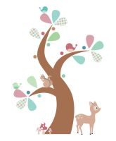 Forest Wall Decal by miairis