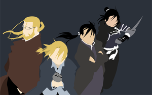 Fullmetal Alchemist Brotherhood by Dingier