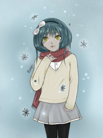 Cold 'colored by Enilen