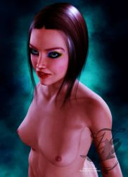 Made Up Victoria by nocturnalcuriosities
