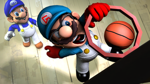 Angery Slam Dunk [SFM] by Geoffman275