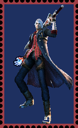 DMC4 Nero Stamp. by WOLFBLADE111