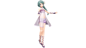 Project Diva X Cantatrice Miku by WeFede