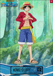 Luffy -New World Version- by pein444