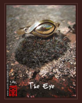 'The Eye' ring by somk