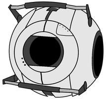 Portal 2 Core Template by Pseudospeed