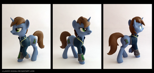Little Pip 3D-Printed Figure by Clawed-Nyasu