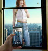 Giantess Bella Thorne Sigthed by dochamps
