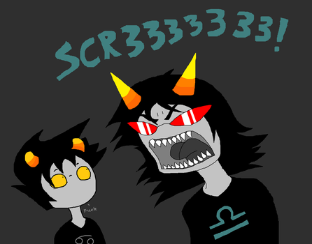 Terezi: Be the lusus by Redspets