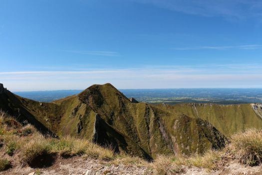 Mountain 363 - View from Puy de Sancy by Momotte2stocks
