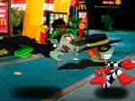 Playboy Vampire - Catching a Hamburglar - part 2 by PlayboyVampire