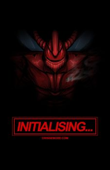 INTIALISING... by kuoke