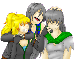 Picking on the Prince by Icy-Marth
