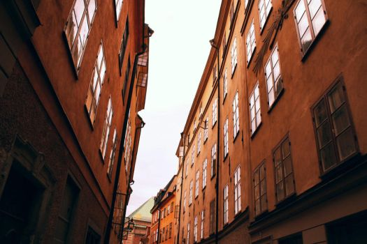 Stockholm Buildings by thecitizeneraser