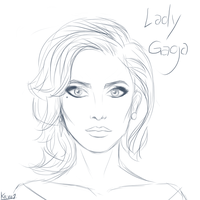 Gaga by gentlemankevs