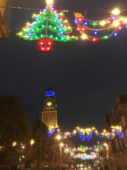 Christmassy Leicester city 3 by cpmcpm13