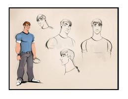 Concept for Tommy Ross by didouchafik