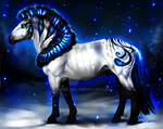 MYO Stallion - Guardian of Starry Sky by Myval-miki