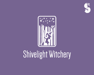 Shivelight-Witchery-Logo by IrianWhitefox