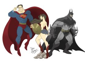 The Trinity by DaveAlvarez