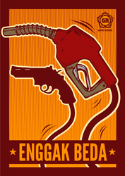 Enggak Beda by graphic-resistance