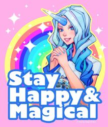 Stay Happy and Magical by dinmoney
