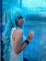 Vocaloid: Blue by ennfranco