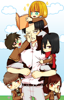Levi's Daycare by Art-on-a-Stick