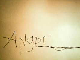 A Thread of Anger by NewWorldPunk
