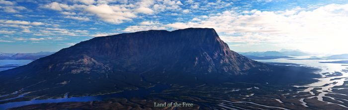Land of the free by Jscenery