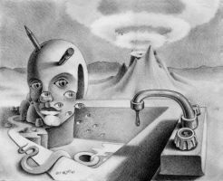The Kitchen Sink and So Do Eye by Jeff1966