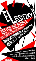 El Lissitzky Poster Collage by itakomalo