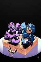 MTMTE 32 cover by dcjosh