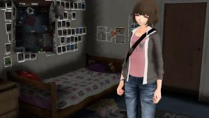 [Life is Strange MMD] Max's Room DL by MacaronParisPretty