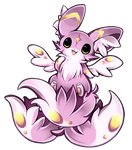 Fakemon: Furpai by Midna01