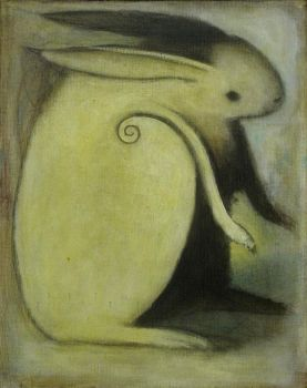 Rabbit with Spiral by SethFitts