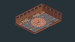 Preview of the first interior-tileset by ChimaereJade