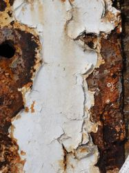 Texture: Painty Rust Part I by ChimeraDragonfang