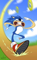 Too fast by KendallHaleArt