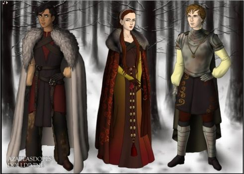 Twilight - Game of Thrones by Zi2000