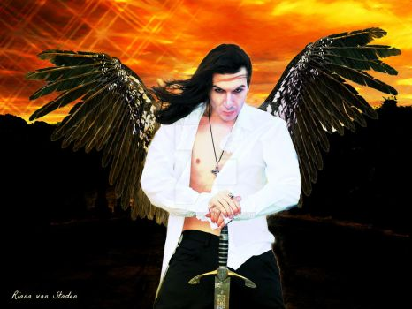 Warrior - Archangel Micheal by My-AngelWings