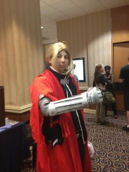 Edward FMA dragoncon 2012 by Bronysith