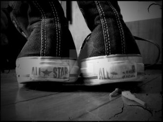 Converses by LeeAnna-Rose
