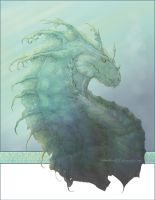 Belorac - The Seahorse Dragon by Alice-the-Elk