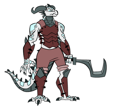 -COMMISSION- Ervyna Pillith by EVanimations
